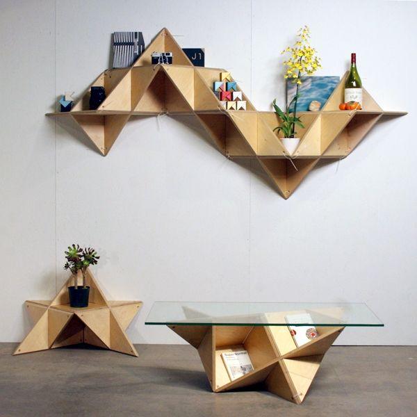 Modern Furniture 2014 Clever Furniture Arrangement Tips: 27 Contemporary Plywood Furniture Designs