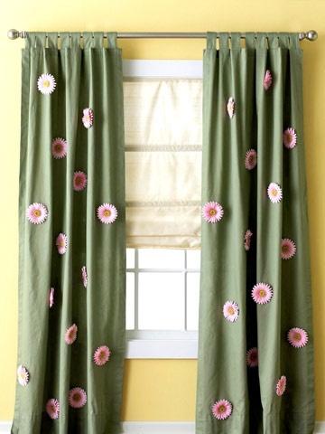 25 Adorable DIY Kids Curtains