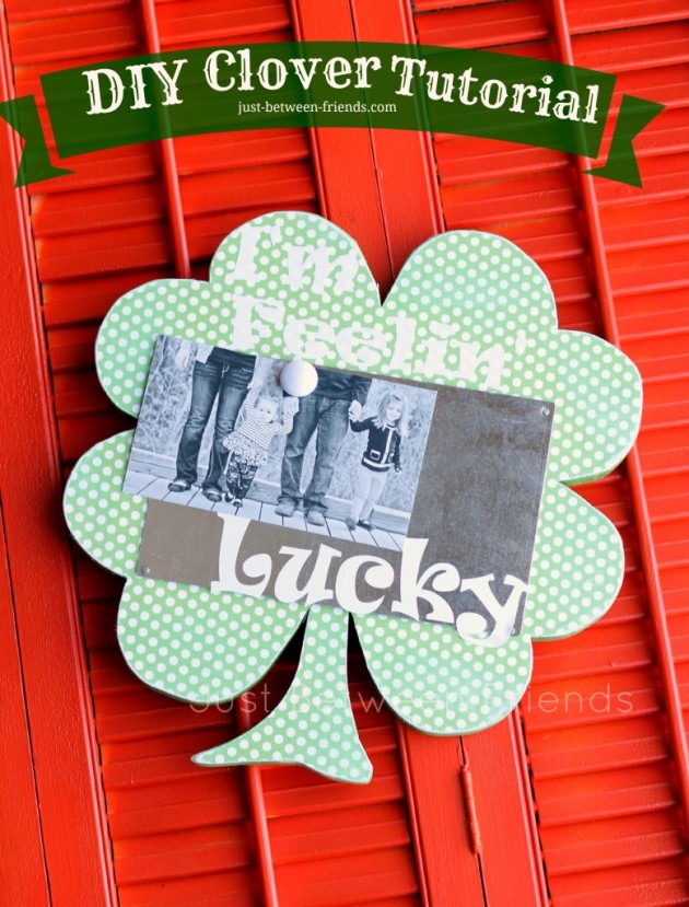 27 of The Greatest St. Patrick's Day DIY Home Decorations