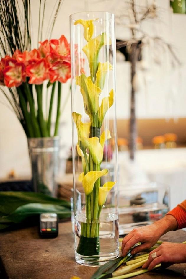 23 Adorable DIY Flowers Arrangements for Home Beautification