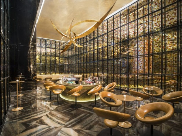 Hotel W Guangzhou- Extravagant Interior Design That Will Amaze You