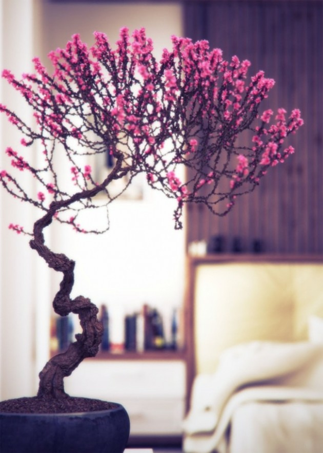 22 Fantastic Ideas How To Revive Your Home with Bonsai