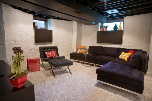 26 The Most Cool & Creative Ideas How To Decorate Your Basement Wisely