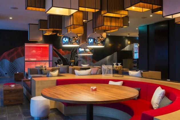 Fascinating Interior Design of W Hotel in Verbier, Switzerland