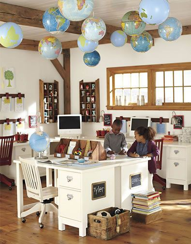 20 Creative DIY Repurposed Globe Ideas