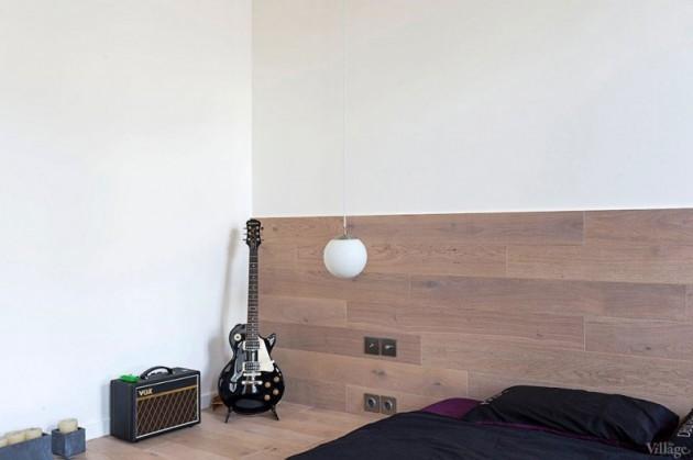 Functional 58 Sqm Open Studio Apartment in Kiev, Ukraine