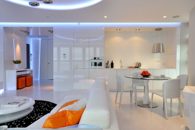 Exquisite Sea Towers Apartment in Gdynia, Poland