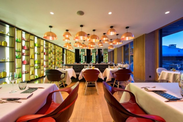 Fascinating Interior Design of W Hotel in Verbier, Switzerland