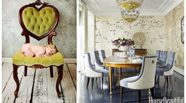 30 Fabulous Velvet Furniture Designs