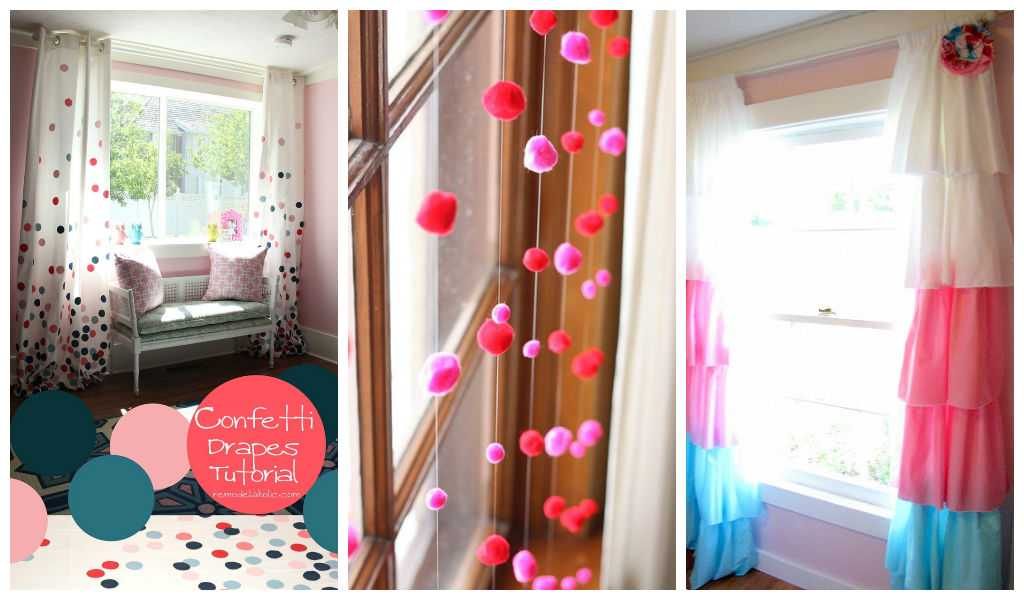Kids Bedroom Curtain Ideas 25 adorable diy kids curtains