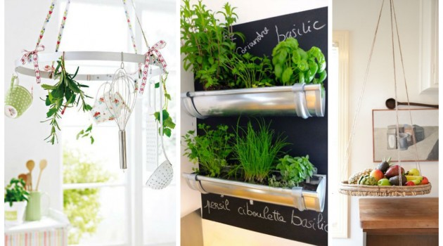 30 Fun DIY Kitchen Projects for This Spring