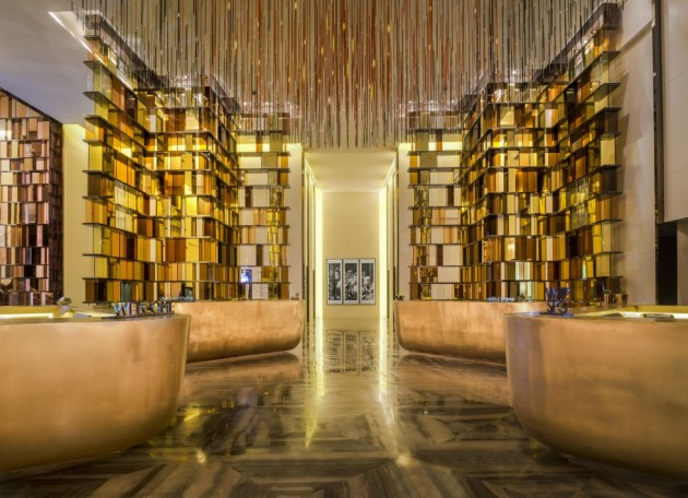 Hotel W Guangzhou  Extravagant Interior Design That Will Amaze You