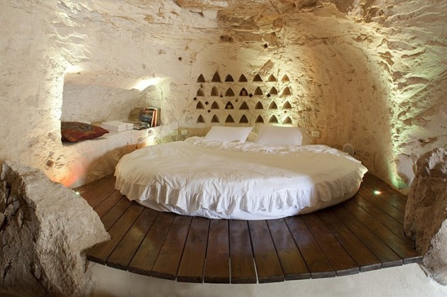 Columbarium- Romantic and luxurious Cabins in Shekef, Israel