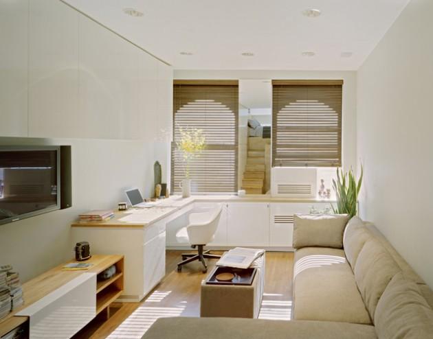 Small Studio Apartment Design Ideas Part - 50: 6 Smart Small Studio Apartment Design Ideas With A Big Statement