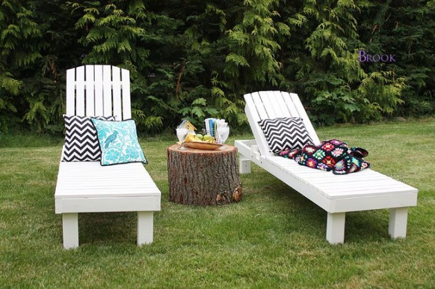 Garden Furniture Cheap easy and fun diy outdoor furniture ideas