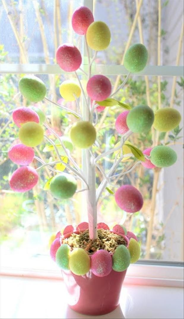 33 impressive diy easter decorations Images for easter decorations
