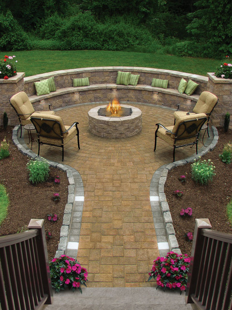 19 Impressive Outdoor Fire Pit Design Ideas For More ...