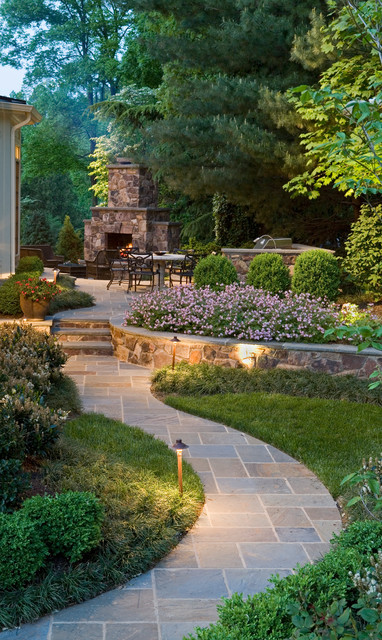 Stunning Traditional Landscape Design Ideas
