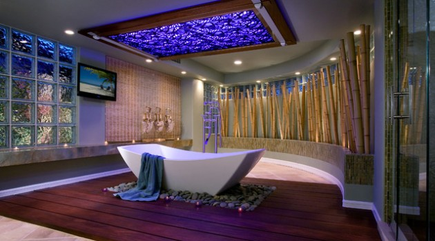 21 Dream Master Bathrooms That Will Leave You Breathless