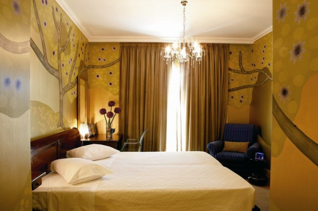 Baby Grand Hotel in Athens, Greece