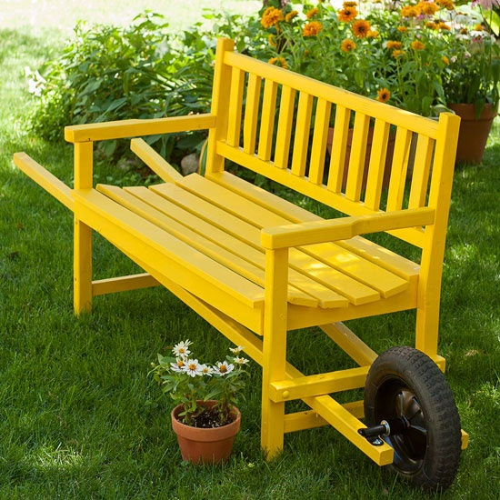 22 Easy And Fun Diy Outdoor Furniture Ideas