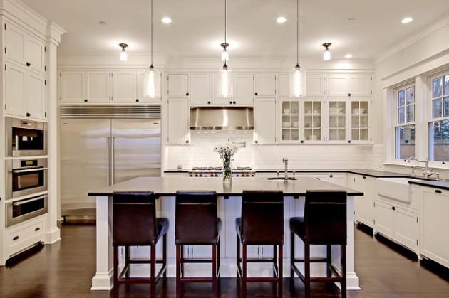 19 Elegant L Shaped Kitchen Design Ideas