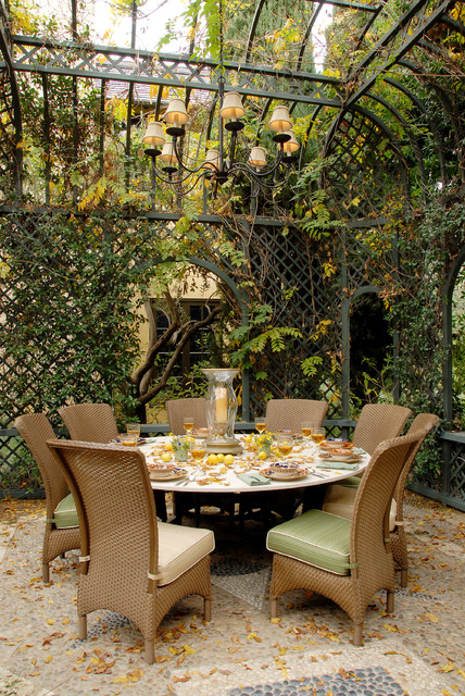 20 Cozy Outdoor DIning Room Design Ideas