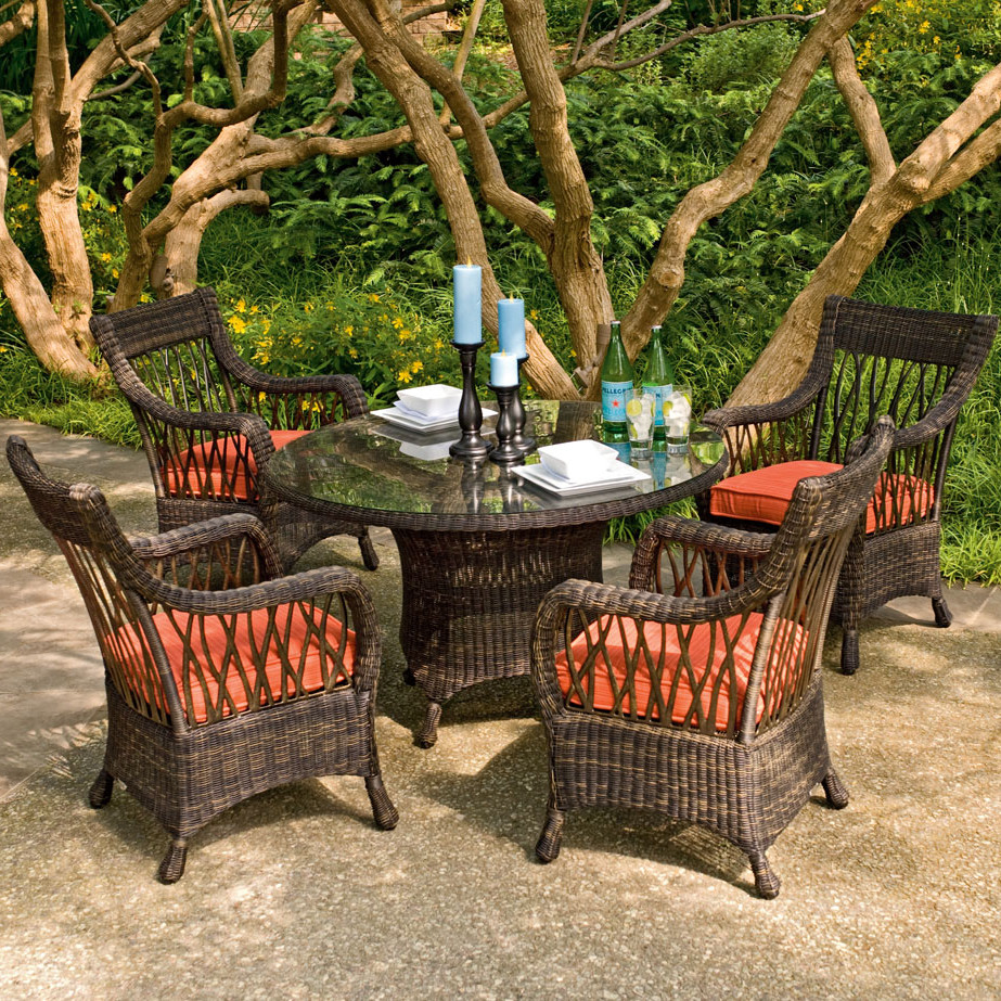 15 beautiful patio dining set designs 4 architecture for Outdoor dining sets for 4