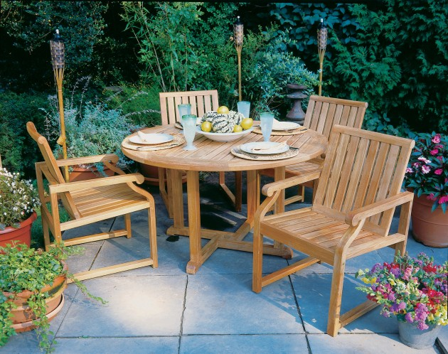15 Beautiful Patio Dining Set Designs