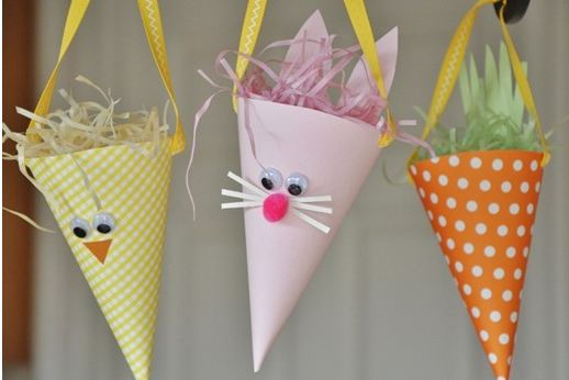 30 creative diy easter bunny decorations - How to make easter decorations ...