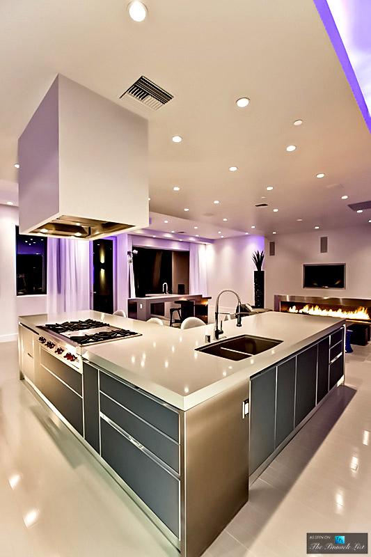 The Hurtado Residence in Las Vegas, NV