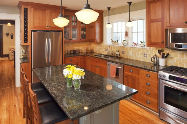 Painting Tile Countertops Kitchen