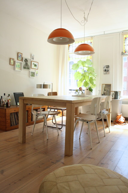 19 Traditional Scandinavian DIning Room For Pleasant Atmosphere