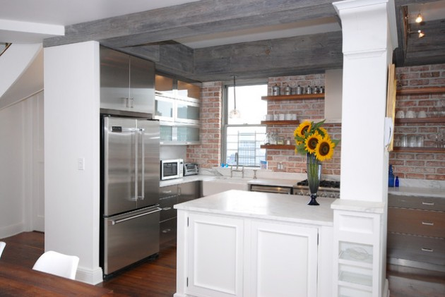19 elegant l-shaped kitchen design ideas