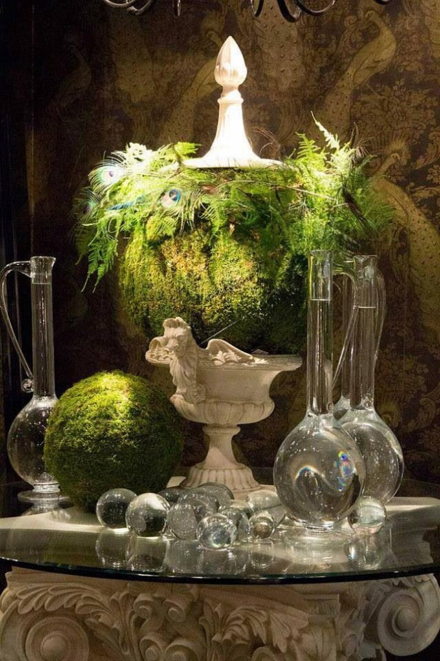 10 Ways To Decorate With Green Moss: 30 Impressive DIY Moss Decorations For This Spring