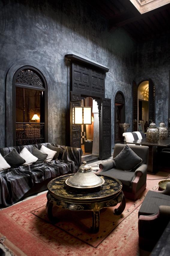 25 Exotic Moroccan Inspired Interior Designs