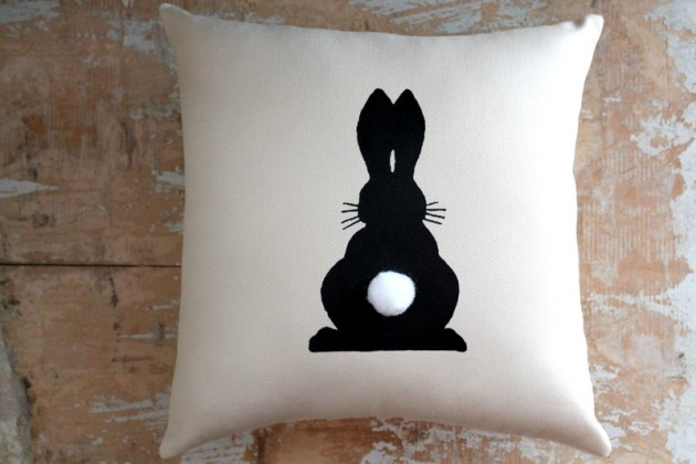 19 Beautiful Decorative Easter Pillows