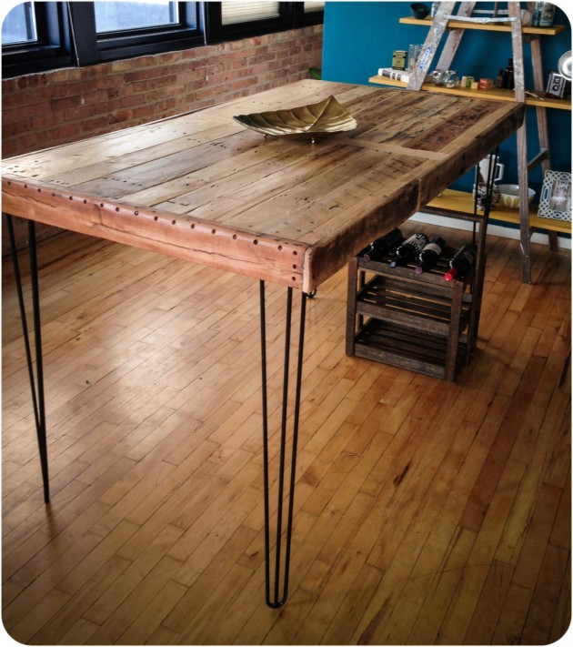 19 Rustic Reclaimed Wood DIY Projects. Rustic Reclaimed Wood DIY Projects