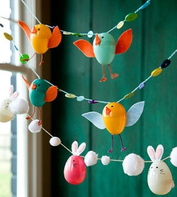 Simple Diy Spring Decor Ideas: 33 Impressive DIY Easter Decorations