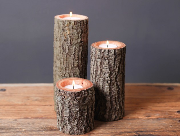 21 Creative Handmade Candle Decorations