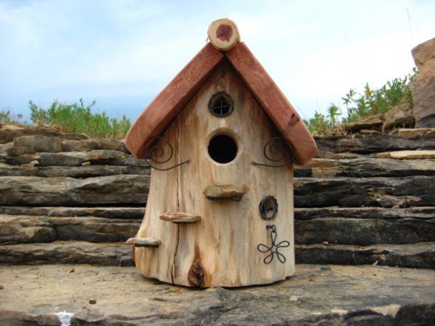Woodworking Plans Handmade Wooden Bird Houses Pdf Plans