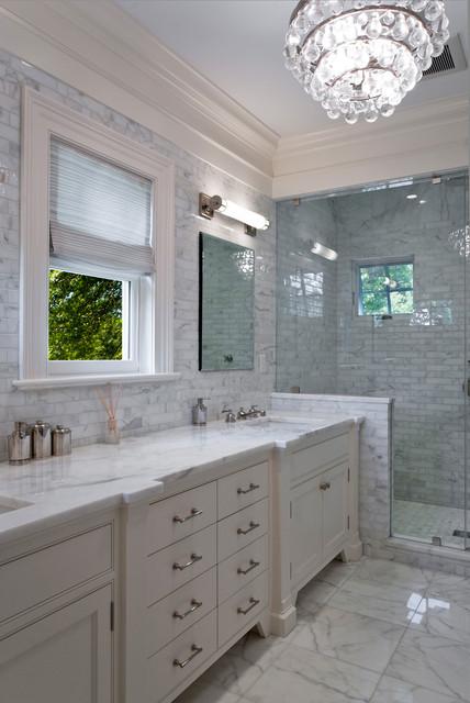 27 Exquisite Marble Bathroom Design Ideas