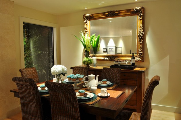 Make Your Home Warm and Attractive 21 Sleek Interior Design Ideas with Rattan