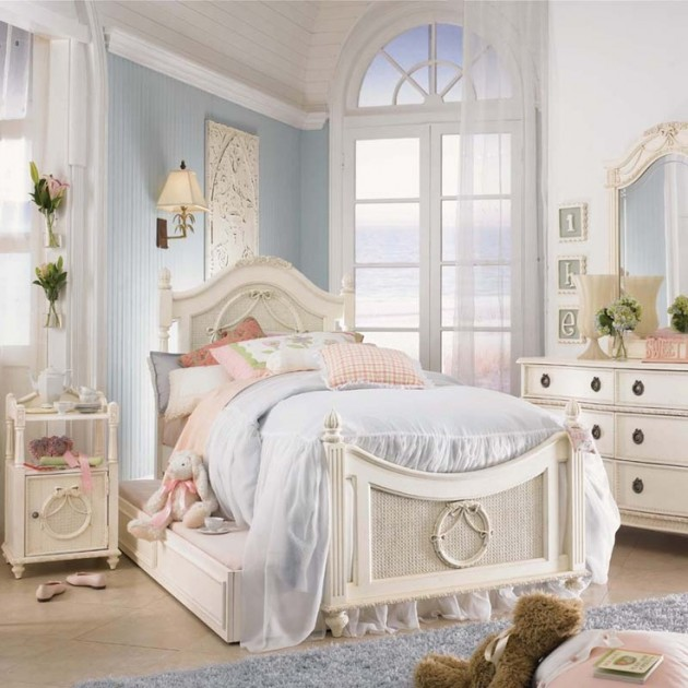 23 fabulous vintage teen girls bedroom ideas for Bedroom ideas vintage