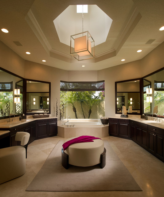 21 Dream Master Bathrooms That Will Leave You Breathless  21 Dream Master Bathrooms  2168