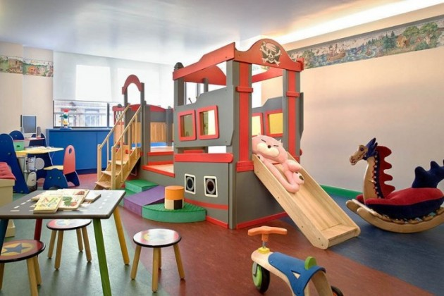 Children S And Kids Room Ideas Designs Inspiration: 22 Inspirational Playroom Design Ideas For Boy