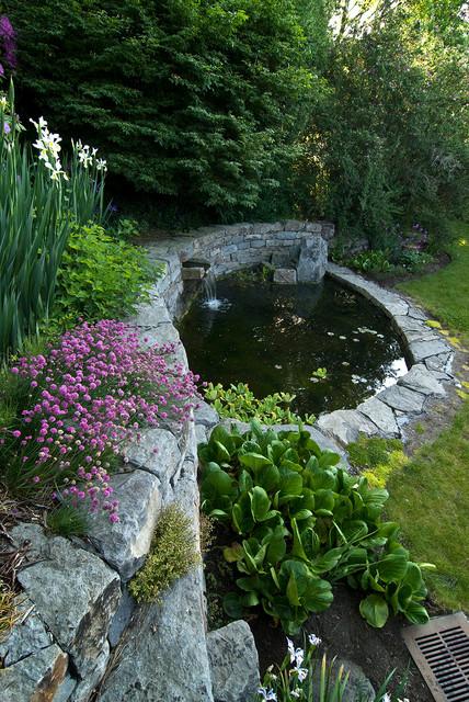 18 Divine Mini Fish Pond Ideas to Break the Monotony in Your Yard