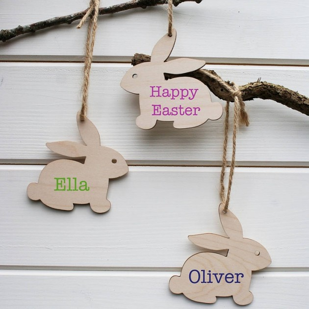 Creative DIY Easter Bunny Decorations