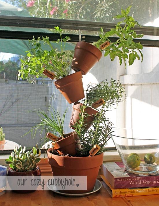 Pallet Herb Garden Ideas