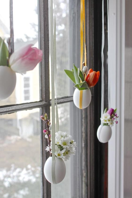 the best and cheapest 30 diy easter decorations you 39 ve ever seen. Black Bedroom Furniture Sets. Home Design Ideas